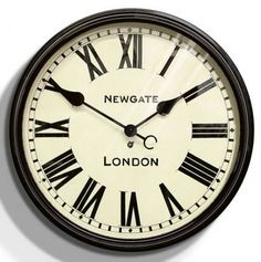 Battersby Wall Clock
