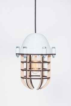 NO.20 Printlamp - by Olaf Weller