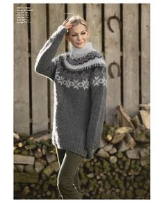 "2027-2c ""Nova""-genser Alpaca Maya Maya, Alpacas, Norway, Vikings, Turtle Neck, Knitting, Winter, Sweaters, Fashion"