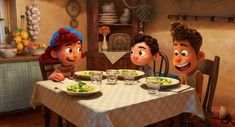 """NEW FEATURETTE FOR DISNEY AND PIXAR'S """"LUCA"""""""