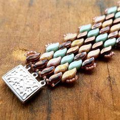 StormDuo Two Hole Beads #stormduos