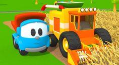 90 meilleures images du tableau combine harvester - Leo le camion benne ...