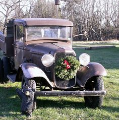 Old Ford @ Christmas by gaila3, via Flickr