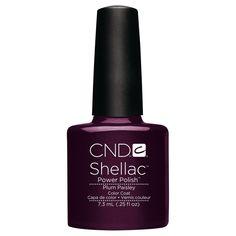 CND Shellac UV Color Plum Paisley .25oz