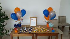 Festa de aniversário com o tema Nerf. Nerf Birthday Party Nerf Birthday Party, Diy, Ideas, 9 Year Olds, Games, Presents, Bricolage, Do It Yourself, Homemade