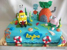 Bolo SpongeBob