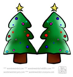 christmas clip art free printable | Free Printable Christmas Clip Art Images