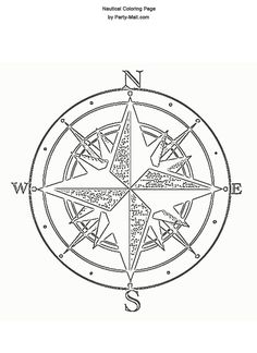 Compass RoseIm having this design etched into a coffee table