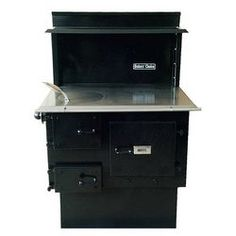 Stoves|Cook Stoves|Wood Burning Cook Stoves|Baker's Choice Wood Cookstoves - Lehmans.com