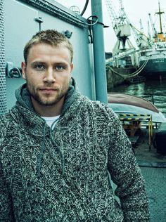 Max Riemelt - German Actor in Sense8 tv show