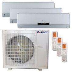 LG Mega 12,000 BTU 17 SEER Ductless MiniSplit Heat Pump