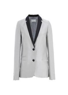 jacket for woman grey Zadig&Voltaire