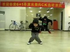 Cute Kid Who Dances Better Than the Professional