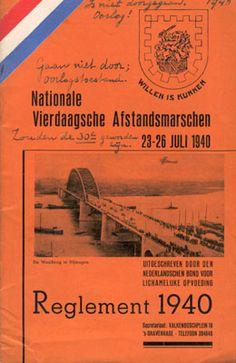 vierdaagse regelement 1940