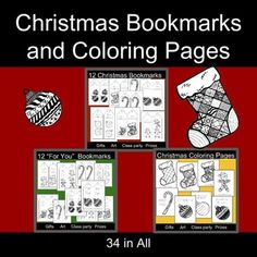 3rd Grade Christmas: Christmas Bookmarks: Christmas Coloring Pages3rd Grade ChristmasChristmas coloring activities delight most students. These bookmarks and coloring pages use Christmas Zentangle designs and make beautiful keepsakes and gifts.Great for k-4th GradeGreat class party prizes, gifts, activities, substitute activities, homeschool and more24   3rd Grade Christmas Bookmarks: Includes3rd Grade Christmas Bookmark Ornament Zentangles3rd Grade Christmas Bookmark Ornament Zentangles…