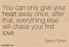 BEST Quote! The Opportunist - Tarryn Fisher