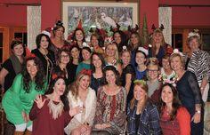 Christmas Social 2015 #jaofabbeville #christmassocial #juniorauxiliary #serviceorganization