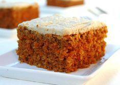 Receita de bolo de cenoura fofinho e nutritivo sem glúten e sem lactose