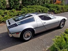 1973 Maserati Bora 4.9. Just saw one of these on an old episode of Top Gear a few nights ago. Nice!