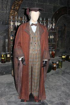 Costume Selection: Slughorn by Skarkdahn