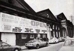 Bingley Hall....