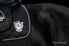 Horseware Collection S/S16: Rambo Diamante Saddle Pad. Visit www.horseware.com to find your nearest stockist.