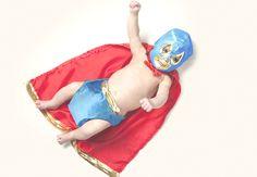 Ou até um super-herói