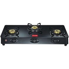 Buy online #Prestige #Gas Stove GT 03L AI 3 Burner @ luluwebstore.in for Rs.6,695/-
