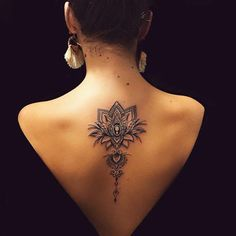 43 Most Beautiful Tattoos for Girls to Copy in 2019 - Tattoos - Tattoo-Ideen Elegant Tattoos, Pretty Tattoos, Cute Tattoos, Beautiful Tattoos, Body Art Tattoos, Sexy Tattoos, Awesome Tattoos, Beautiful Beautiful, Spine Tattoos For Women