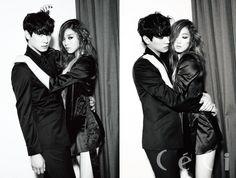 Lee Sung Kyung and Yoon Park - Ceci Magazine February Issue Lee Jin Wook, Choi Jin Hyuk, Lee Sung Kyung, Lee Seung Gi, Choi Seung Hyun, Lee Jong Suk, Lee Jung, Jung Woo, Go Soo