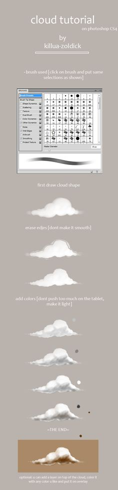 Cloud Tutorial by Killua-Zoldick.deviantart.com