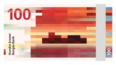 Norway's new banknote