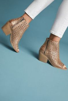 d0fe8fb855f Anthropologie Silent D Joey Metallic Woven Shooties New Shoes