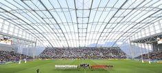 Forsyth Barr Stadium | Vector Foiltec