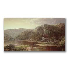 William Sonntag 'On the Shenandoah' Art