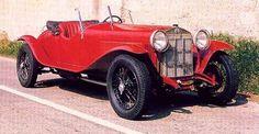 Club Spider Alfa Romeo - 6c 1500 sport