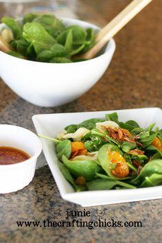spinich summer salad 3