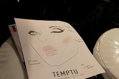make up! temptu