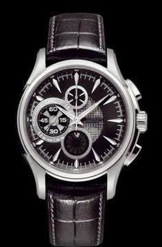 Hamilton Jazzmaster Open Secret Watch