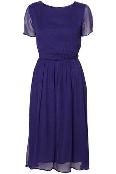 purple dress -- fairy godmother