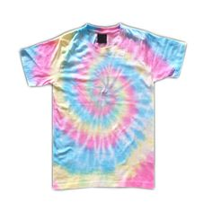 PASTEL TIE DYE TEE sold by foreveronline. Shop more products from foreveronline on Storenvy, the home of independent small businesses all over the world.