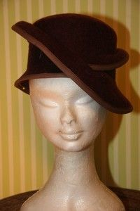 flawless design. #fashion #vintage #hats
