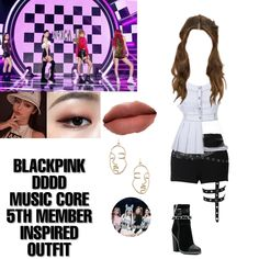 Korean Outfits Kpop, Kpop Fashion Outfits, Stage Outfits, Dance Outfits, Outfits For Teens, Stylish Outfits, Girl Outfits, Concert Outfits, Ariana Grande Outfits