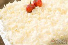 Receita de Bolo leite ninho - Comida e Receitas