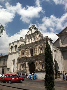 Quetzaltenango en Guatemala
