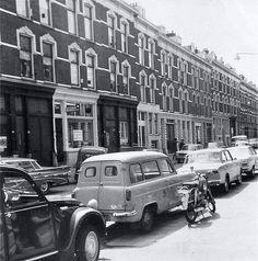 Rotterdam - Bellevoystraat.