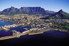 Cape Town, South Africa has an amazing history, and is a very vibrant modern day city. Beautiful surrounding locales, too for easy and fun day trips. Pretoria, Places To Travel, Places To See, Travel Pics, Travel Goals, Travel Ideas, Equador, Cape Town South Africa, Landscape Pictures