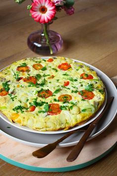 E-mail - Ieske Slieker - Outlook Healthy Recepies, Super Healthy Recipes, Veggie Recipes, Lunch Recipes, Cooking Recipes, Frittata, Low Carb Brasil, Tapas, Healthy Side Dishes