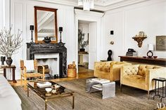 6 Design Lessons from Nate Berkus' Manhattan Apartment — Architectural Digest