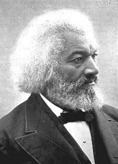 """Frederick Douglass  """"Where justice is denied, where poverty is enforced, where ignorance prevails, and where any one class is made to feel that society is an organized conspiracy to oppress, rob and degrade them, neither persons nor property will be safe.""""--excerpt from the address """"The Nation's Problem"""""""